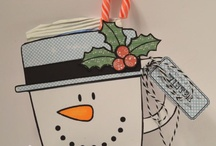Crafty | Christmas / Everyday is CHRISTMAS! / by Tammy @ Not Just Paper and Glue