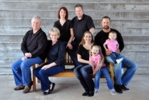 Family Portraits / by Lish Cooper