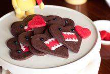 Recipes // Cakes & Cookies