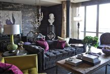 David Anthony Chenault / D2-decorium design ltd - TOP INTERIOR DESIGNER H&D - PORTFOLIO - DC/MD/VA - http://www.handd.com/DavidChenault  Over the course of 28 years, David Anthony Chenault has transformed many area homes and restaurants. As principal of the interior design firm D2-decorium design (and co-owner of Decorium Gift & Home with partner and principal Jeffrey Albert), Chenault creates fresh, timeless spaces.