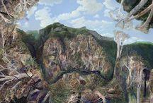 William robinson / Australian artist