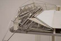 Architecture - Models and Drawings / by Deborah Duesing