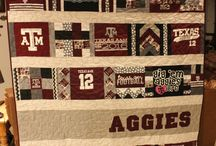 Quilts - Aggies