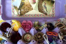 Пасхальные идеи - Easter ideas