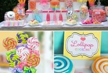 candy party / candy party planning / by Stacy Booker