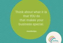 Wedding Business Tips / Tips for wedding business