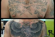 Bloodline Tattoo Coverup Tattoos