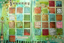 Art Journal / by Caro_frenchy