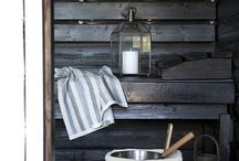 Ideas for new sauna at countryside