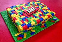 LEGO день рождения