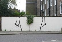 street/poster art