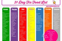 21 Day Fix things