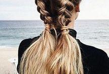 fryzury i makijaż
