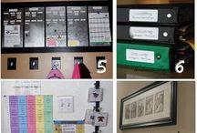 Organization / by Amy Frink