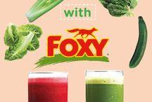 REJUICENATE / REJUICENATE with Foxy!  http://foxy.com/rejuicenate-recipes/