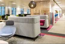 Open Plan Office Spaces