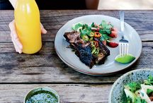 Mains, Meats & Seafood