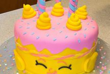 Shopkins cake ideas