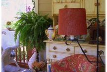 Country decorating / by Peggy Fromey Nolan