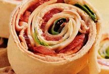 sandwiches/wraps / by Alisha Edge