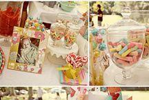 Festa Candy Colours