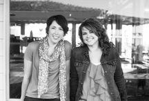 Christina Lauren / Christina Hobbs and Lauren Billings. IT'S US!