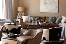 LIVING ROOM / by Doodle Home