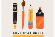 Wicked stationary ✏️ / Love stationary, weird and wackier the better