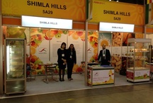 ShimlaHills @ Seoul Food and Hotel 2013 / ShimlaHills ( https://www.facebook.com/shimlahillsofferings ) participated in Seoul Food and Hotel 2013 & showcasing its flagship products- Fruit Pulp, Purees and Concentrates for Fruits like Mango, Guava, Banana, Papaya and more, but we are also launching vastly the Indian Oil Seeds and Spices range like Sesame Seeds, Peanuts , Rice and More.