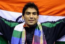 Manoj Kumar / Boxing lovers in India have a reason to cheer since Asian Games Champion, Vikas Krishan (75kg) and Commonwealth Games Gold medalist Manoj Kumar (64kg) on Thursday booked their berths in Rio Olympics 2016. Both Vikas and Manoj defeated their opponents in International Boxing Association's (AIBA) World Qualifying tournament held at Baku, Azerbaijan.