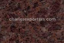 Granites Manufacturers In India / charlesexporters.com - Manufacturers, Suppliers and Exporters of Granites in India.Featurers are Integrated Ceilings, low cost and effective.Our products are Granite Slab, Granite Tiles, Granite Gangsaw Slabs.