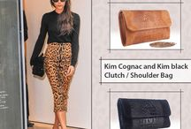 "Marla Fiji -  Kim Cognac/ Kim black clutch - Italian leather bag /  Leopard prints a perfect match with Kim Cognac and Kim black clutch / shoulder bag  http://marlafiji.com/en/bags/shoulder-bag/kim-black-croc-embossed-italian-leather-clutch-detail.html   http://marlafiji.com/en/bags/shoulder-bag/kim-cognac-croc-embossed-italian-leather-clutch-detail.html  Get the Look !!!  ""Free Shipping  within Australia""!!    #marlafiji #topmodel #italianleatherbag  http://www.marlafiji.com/"