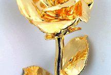 Roses Golden