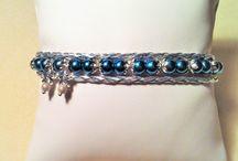 manchettes / bijoux fait main