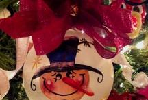 Ornaments / Christmas ornaments!