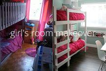 Little House Bedroom / by Joy Bradford