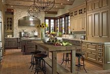 Spaces where eating is a pleasure: kitchens