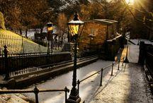Edinburgh quirks and good places