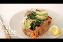 Clean eating / videá Shira Bocar