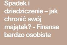 Finances / finanse