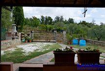 pistoia vendesi casa colonica ristrutturata giardino porticato