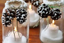 Holiday Candle Ideas
