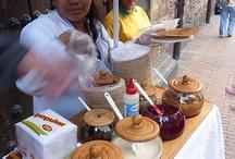 Street Food around the World / Cheap eats, hawker fair, food trucks, pop ups