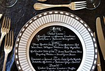 Tablescapes for Weddings
