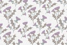 The Glen / Lewis & Irene - 'The Glen' fabric collection - Autumn/Winter 2015