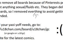 Removed because Pinterest policies. / :(