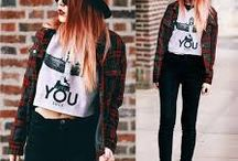 kızlarda moda