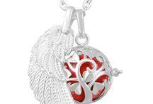 Herz Ornament / Herz im Käfig, Harmony Herz, Klangkugel