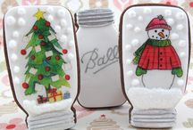 Let it Snowglobe / Beautiful and crafty snow globes!