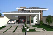 projetos de fachadas